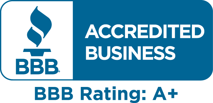 Pro Tech Services has an A+ BBB rating